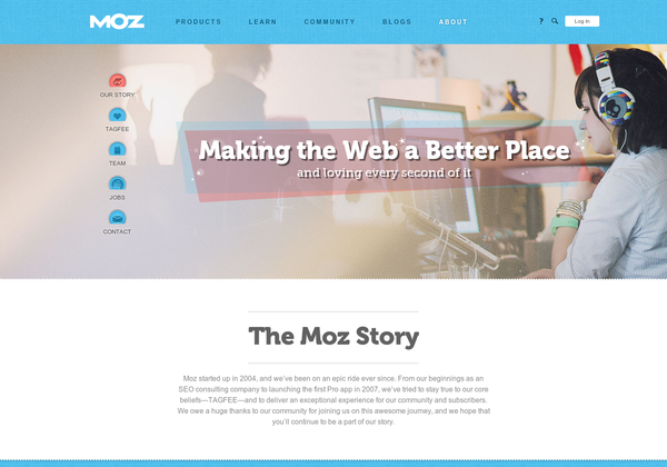 "moz com420011 How to Create a Stellar ""About Us"" Page"