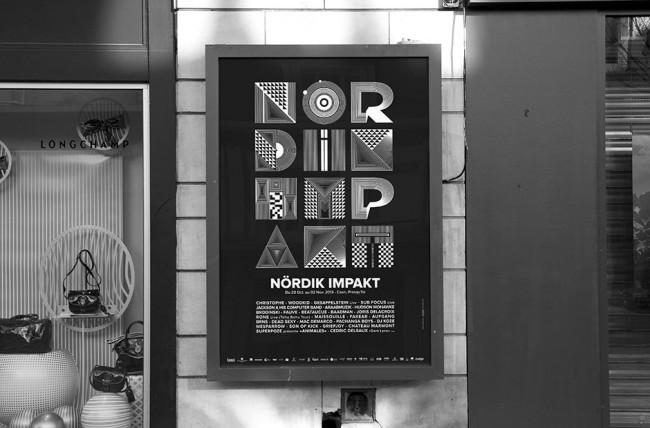 ndk15 com01 650x428 Nördik Impakt 15 identity by MURMURE