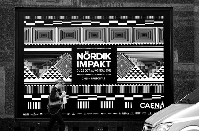ndk15 com02 650x428 Nördik Impakt 15 identity by MURMURE