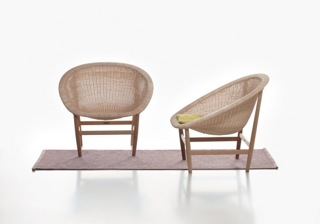 0143 650x455 KETTAL edits the Basket chair for Fiera Milano