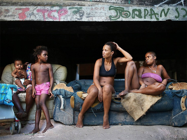 1159 Life Inside One of the Largest Favela in Rio de Janeiro