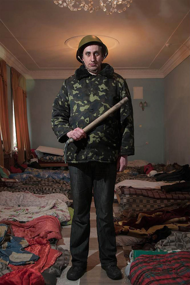 1210 Stunning Portraits Of The Ukraines Maidan Protesters