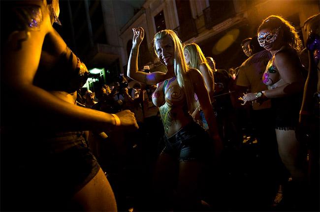 127 Brazilian Carnival 2014