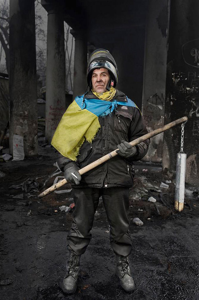 139 Stunning Portraits Of The Ukraines Maidan Protesters