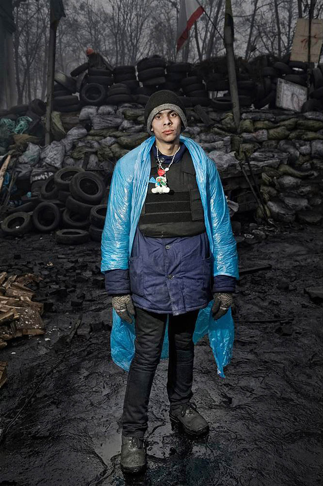 145 Stunning Portraits Of The Ukraines Maidan Protesters