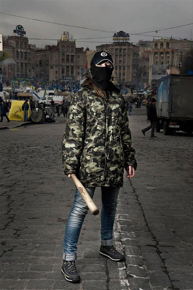 152 Stunning Portraits Of The Ukraines Maidan Protesters