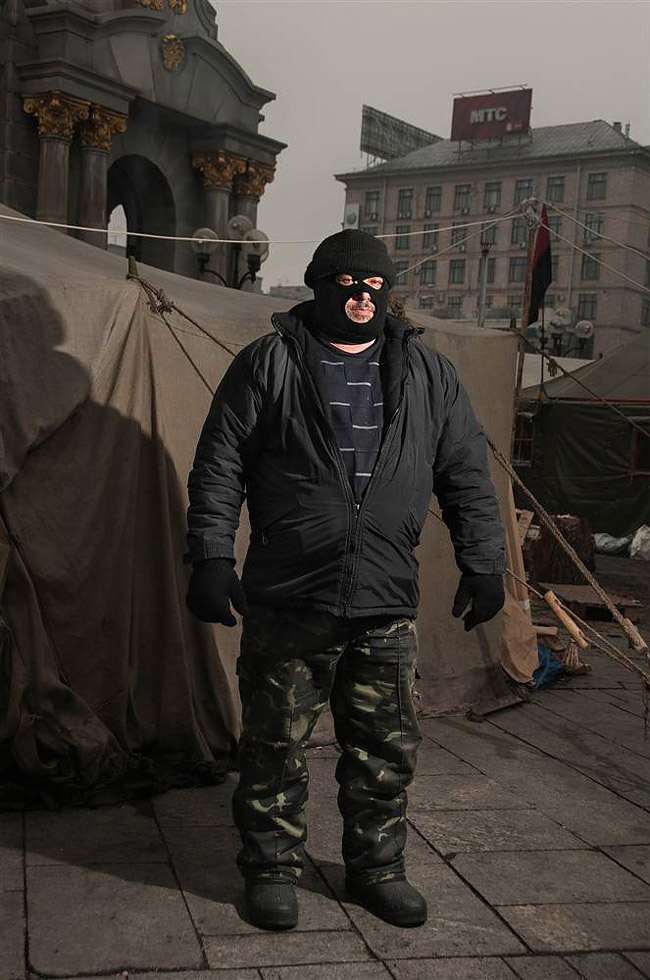 163 Stunning Portraits Of The Ukraines Maidan Protesters