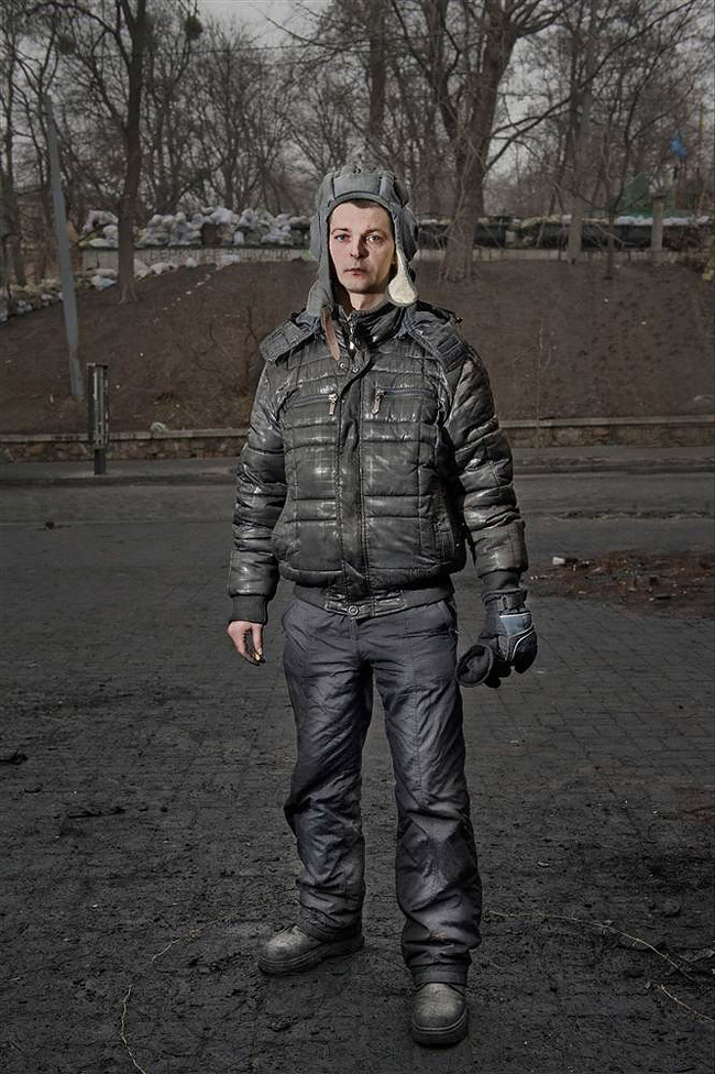 172 Stunning Portraits Of The Ukraines Maidan Protesters
