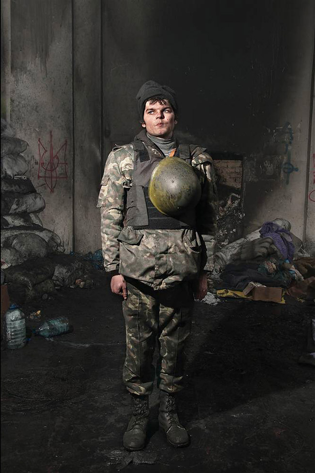 216 Stunning Portraits Of The Ukraines Maidan Protesters