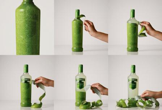 2smirnoff31 30 Fresh & Creative Product Packaging Designs