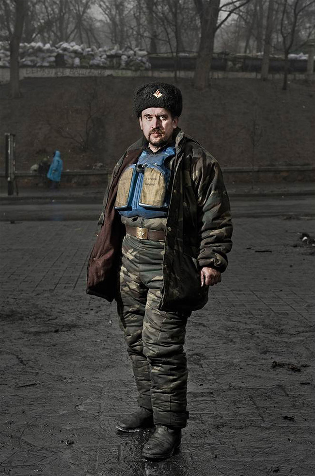 313 Stunning Portraits Of The Ukraines Maidan Protesters