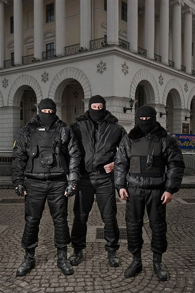 413 Stunning Portraits Of The Ukraines Maidan Protesters