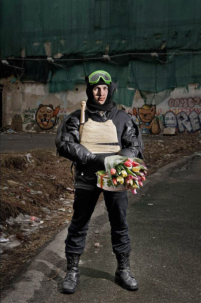 610 Stunning Portraits Of The Ukraines Maidan Protesters