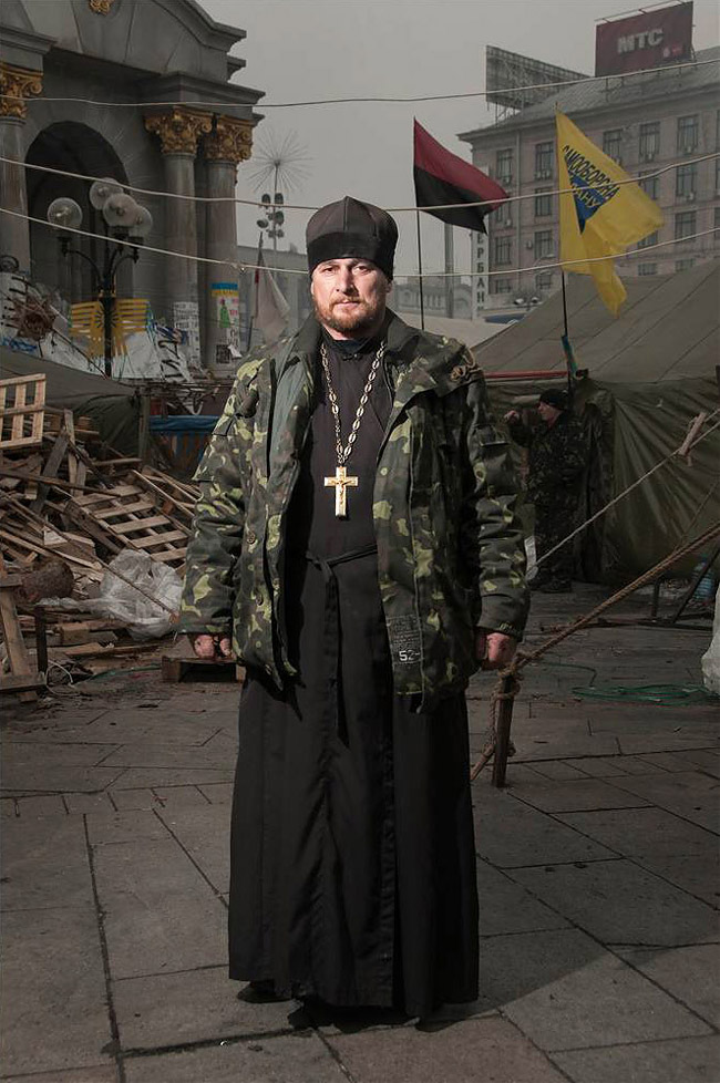 86 Stunning Portraits Of The Ukraines Maidan Protesters