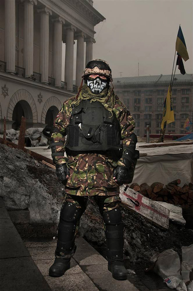 96 Stunning Portraits Of The Ukraines Maidan Protesters