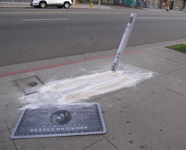 Plastic Jesus Streetart 01 Miscellaneous Street Pieces by Plastic Jesus from Los Angeles