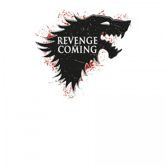 Revenge is coming Tee Design by Ledude design 650x650 Revenge is coming by Ledude & Amourosaurus by David Olenick Tee Designs