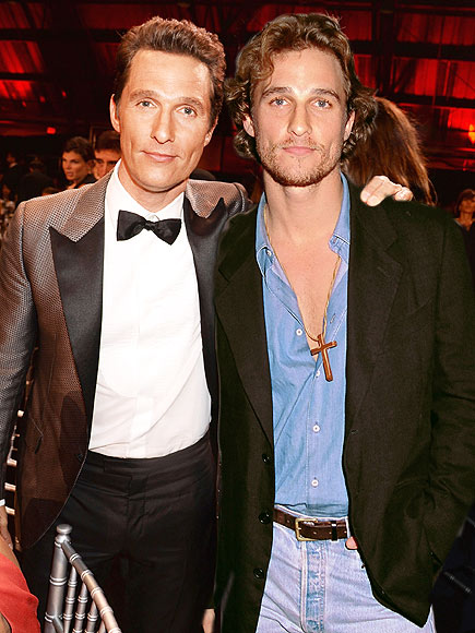 matthew mcconaughey 435x580 Photoshopped images of Oscar nominees posing with their younger