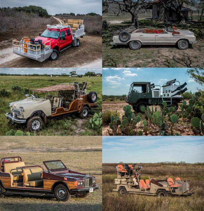 texas quail rigs large 650x672 Texas Quail Rigs