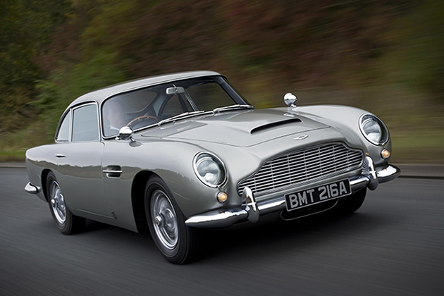 Bond 1 The Best James Bond Cars of All Time