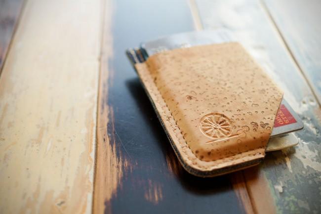 Cork 1 650x433 Stitch & Locke Cork Wallet