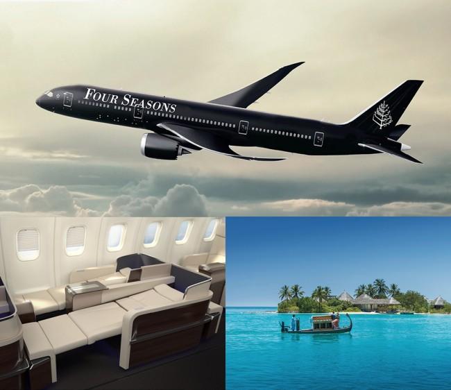 four seasons around the world tour large 650x562 Four Seasons Private Jet Around the World Tour