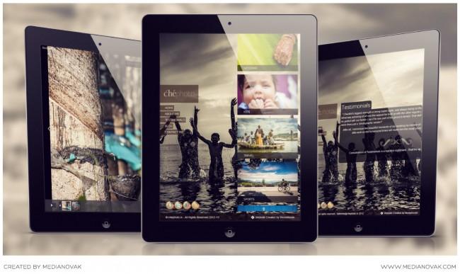 responsive website design inspiration 1 650x387 Responsive Website Design Inspiration | Building Smartphone Optimized Websites