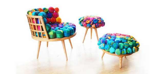 1383933187 1 640x289 Recycled Silk Furniture by Meb Rur