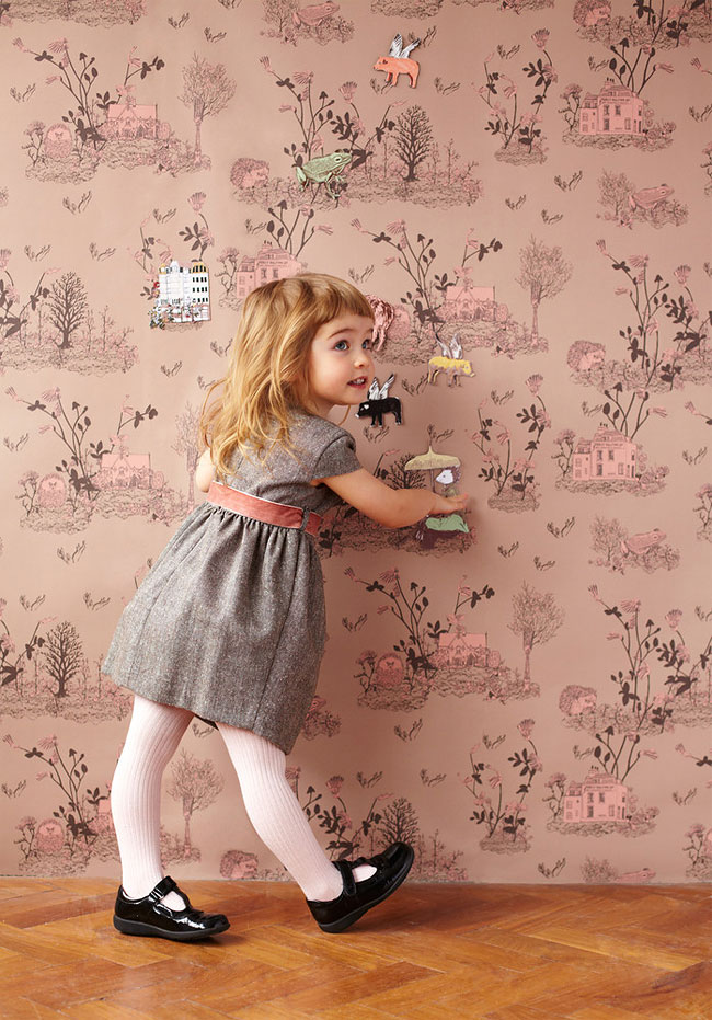 188 Magnetic Wallpaper By Sian Zeng