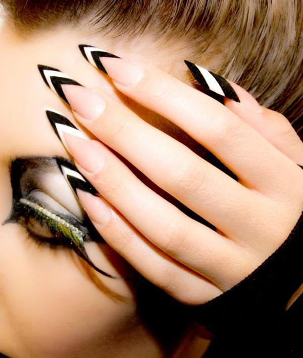 28 Acrylic Nail Designs 1 50+ Acrylic Nail Designs