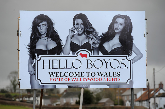 285 Welcome to Wales
