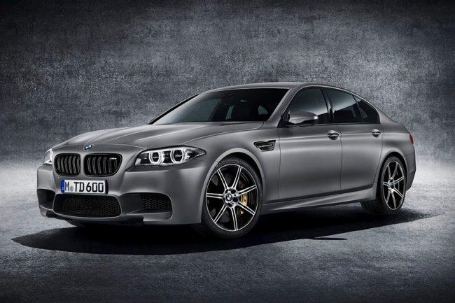 BM 1 650x433 BMW Debuts 30th Anniversary M5