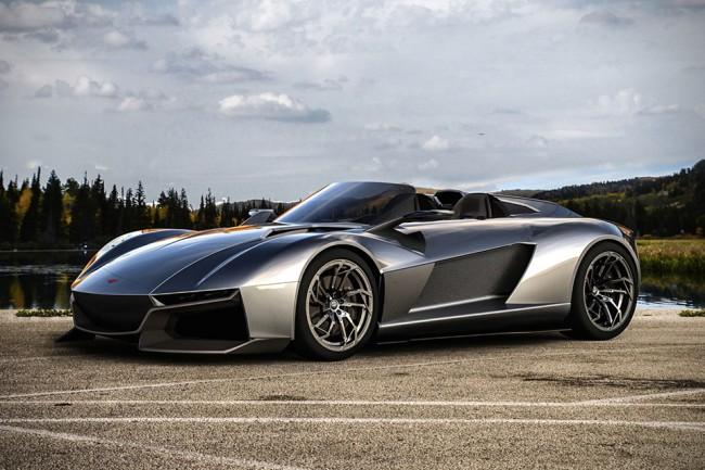 Beast 1 650x433 Rezvani Motors Debuts Beast Supercar