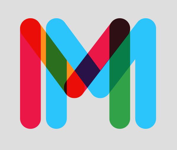 Multicolore 01 Multicolore : Unique Colored Rounded Free Font