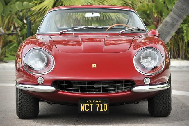 Queen 1 650x433 Ferrari 275 GTB/4 Owned by Steve McQueen