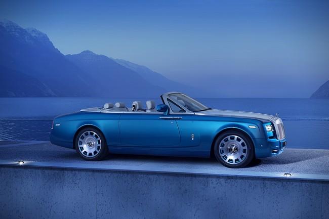 Rolls 1 650x433 Rolls Royce Debuts Phantom Drophead Waterspeed Edition