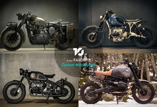 custom motorbikes large 650x444 Our Favorite Custom Motorcycles | by Bless this Stuff