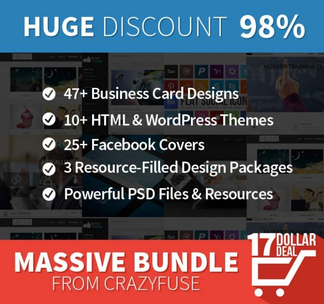 md1 650x609 Go Crazy with CrazyFuses Bundle of Premium Graphics   only $17!