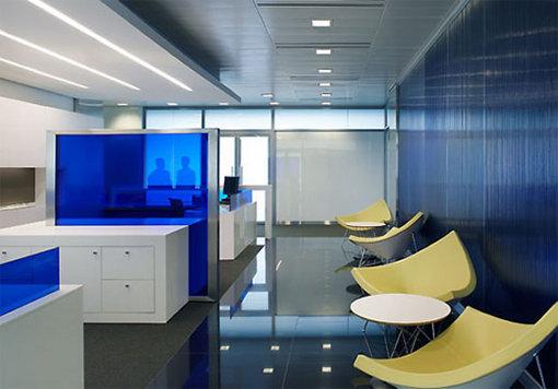 minimalist interior design blue Pulling off Minimalist Interior without Being too Modest
