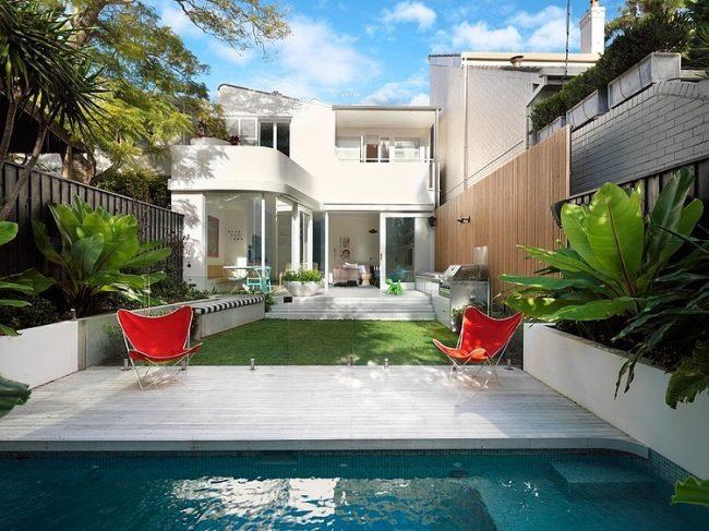 004 terrace house luigi rosselli architects 650x487 Terrace House by Luigi Rosselli Architects