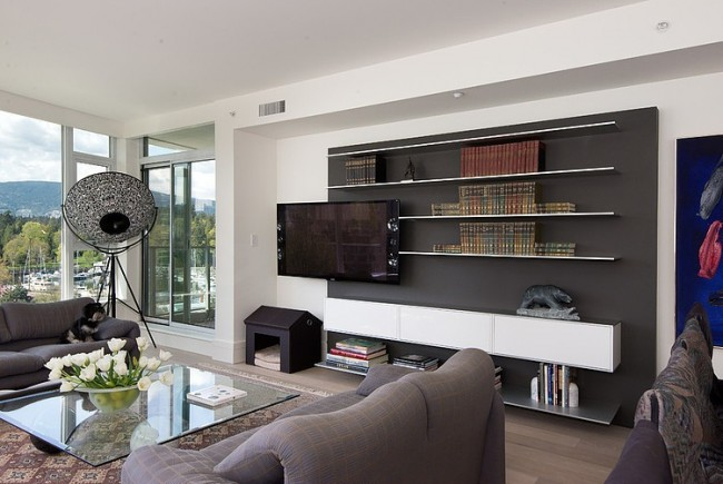 004 vancouver condo lee luxford architecturedesign 650x435 Vancouver Condo by Lee Luxford Architecture+Design