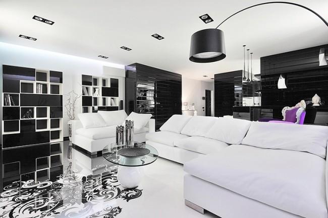 006 begovaya residence by geometrix design 650x433 Begovaya Residence by Geometrix Design
