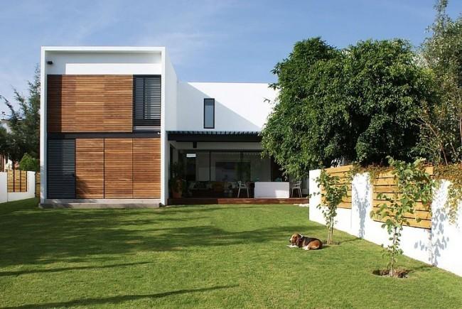 006 casa att dionne arquitectos 650x435 Casa ATT by Dionne Arquitectos