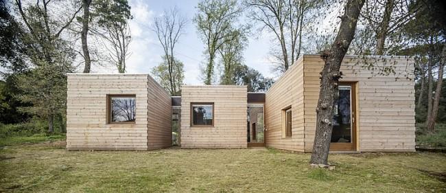 006 casa gg alventosa morell arquitectes 650x281 Casa GG by Alventosa Morell Arquitectes