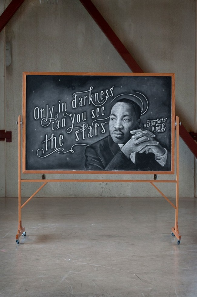 022 Dangerdust Illustrate Quotes with Wonderful Chalkboard Art 650x978 Dangerdust Illustrate Quotes with Wonderful Chalkboard Art
