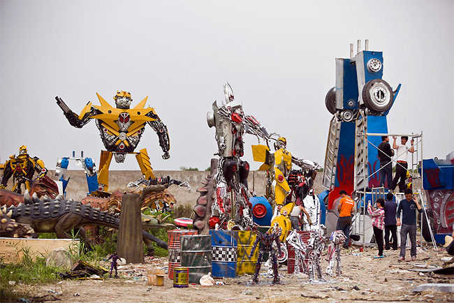 1163 Transformers Mania
