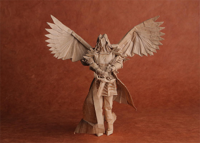 1291 International Origami Exhibition: Showcasing a Broad Spectrum of Possibilities