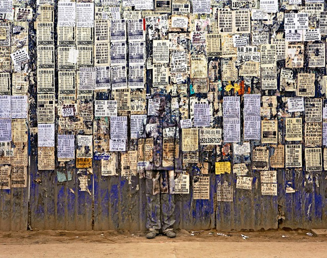 968 Fantastic New Transformations of Liu Bolin, the Invisible Painted Man