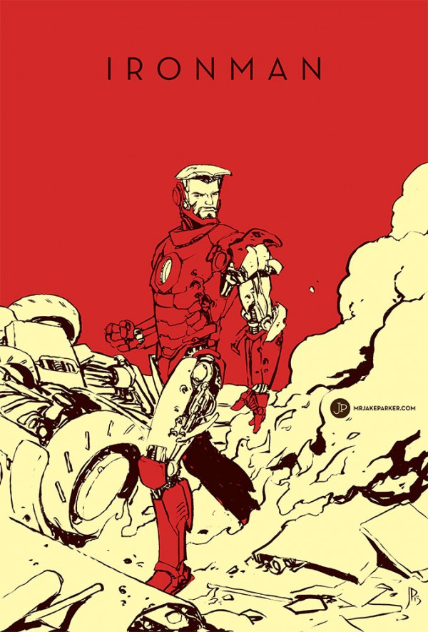 Spectacular Avengers Iron Man 600x884 Spectacular Avengers