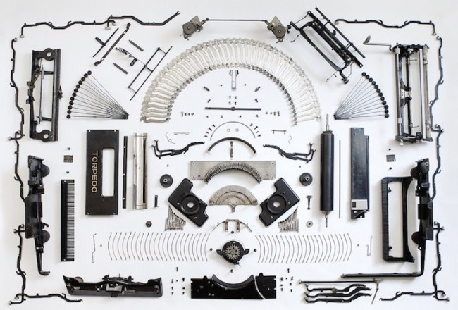 Things Organised Neatly by Austin Radcliffe 2014 05 650x440 Things Organised Neatly   A Perfectionists Dream Come True by Austin Radcliffe